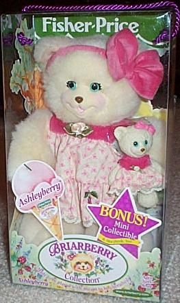 AshleyBerry with Mini Collectible - Mint in Box