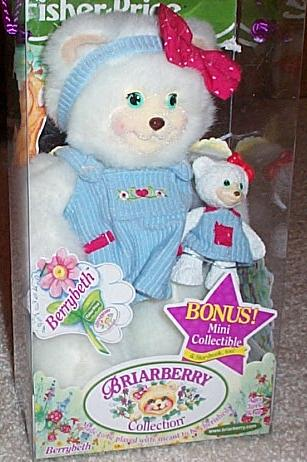 BerryBeth with Mini collectible - Mint In Box