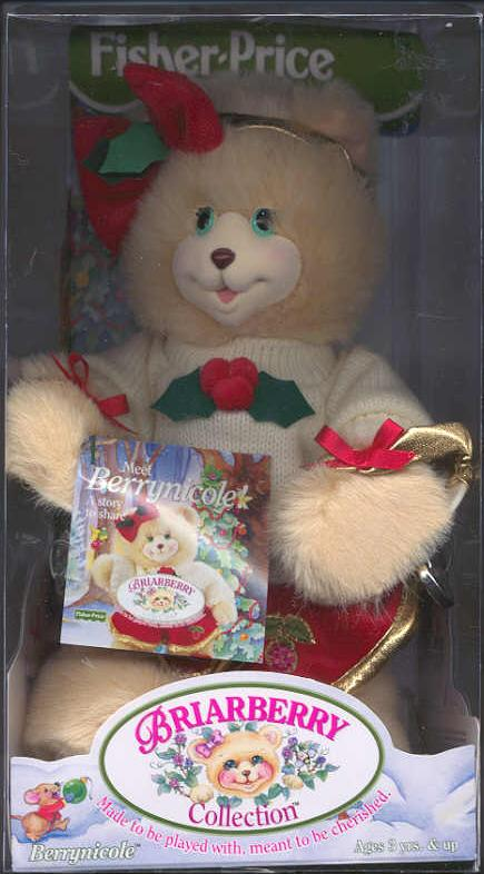BerryNicole 1st Version (Christmas 1999) - Mint In Box