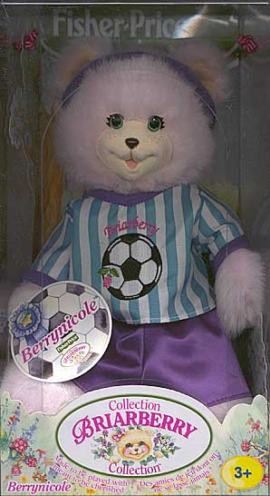 BerryNicole 2nd Version (Soccer Outfit) - Mint In Box